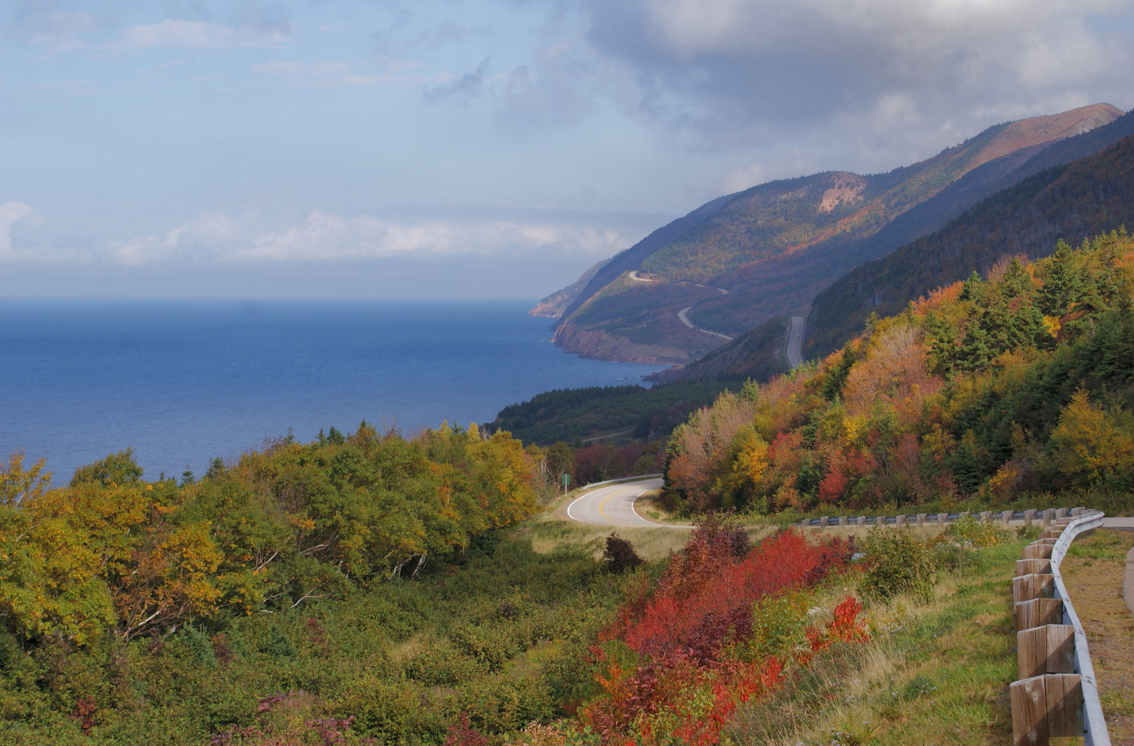 Cabot trail road trip cape breton living for Cabot
