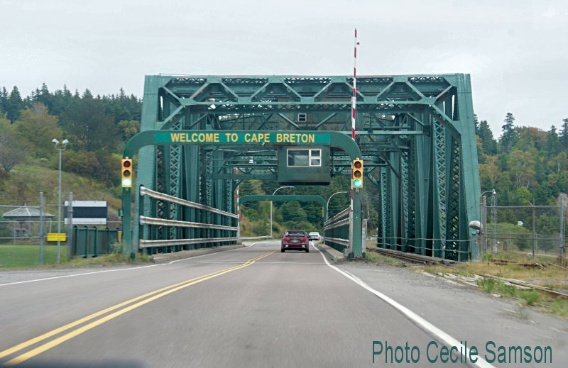 Cape Breton Photo Memories: Canso Causeway October 2014. This post was from October 3, 2014 -  Crossing over the Causeway brings me back to my first visit to this beautiful place. It was 1980, a road trip from Toronto with a Cape Bretoner that I had met in Ottawa. Two weeks of experiencing life on Cape Breton Island made me come back for more… and two years later made it my home.