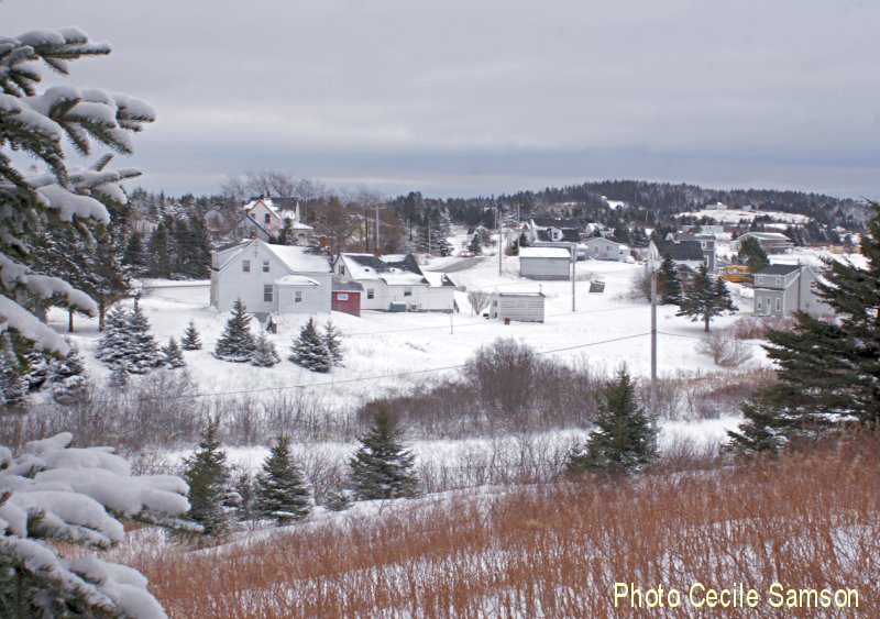 """Cape Breton Photo Memories: L'Ardoise Winter 2015 L'Ardoise 2015 -  """"Heaven on Earth is a choice you must make, not a place you must find."""" - Wayne Dyer"""