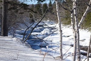 Cabot Trail winter road trip - St Ann's Cape Breton