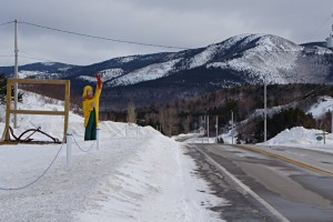 Cabot Trail winter road trip - Pleasant Bay Cape Breton