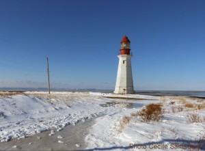 Photo of the Week: Low Point Lighthouse in New Victoria