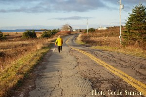 Cape Breton Living Photo of the Week: L'Ardoise Chapel Cove Rd