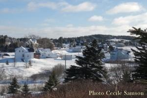 Cape Breton Living Photo of the Week January 29, 2016: L'Ardoise
