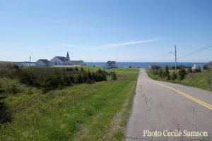 Cape Breton Living Photo of the Week: L'Ardoise Church Hill