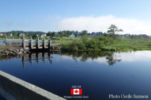 Cape Breton Living Photo of the Week: L'Ardoise Canada Day