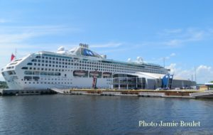 Cape Breton Living Photo of the Week: The Sea Princess in Sydney