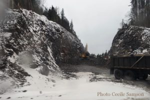 Cape Breton Living Photo of the Week: New Roadway St Peter's