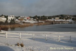 Cape Breton Living Photo of the Week First snow of the season