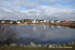 Cape Breton Living Photo of the Week: L'Ardoise - Across the pond