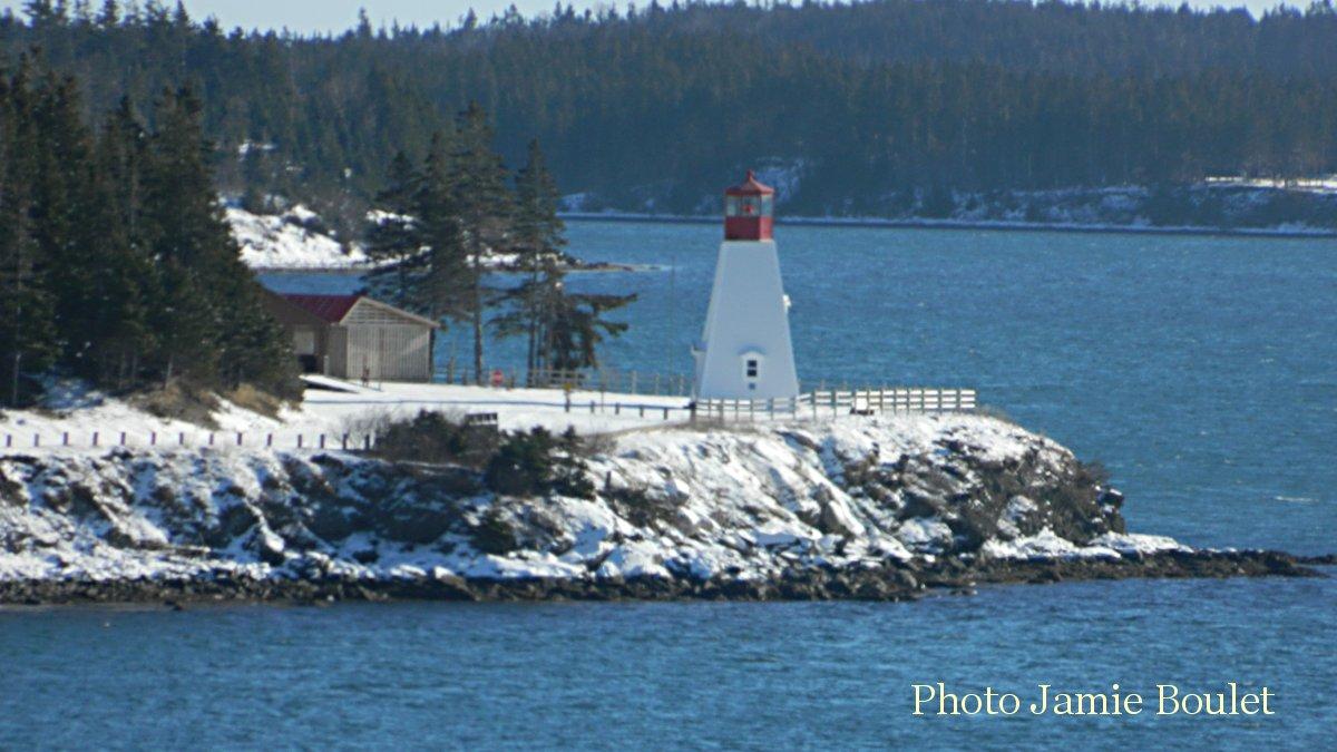Cape Breton St Peter Island