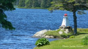 Cape Breton Living Photo of the Week: Littlest Lighthouse - Framboise