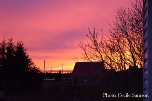 Cape Breton Living Photo of the Week: Chapel Cove Sunset