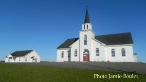 Cape Breton Living Photo of the Week: Holy Guardian Angel Church - L'Ardoise