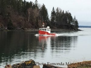 Cape Breton Living Photo of the Week: St Peter's Canal First Haul of the Season