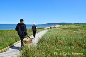 Cape Breton Living Photo of the Week: Inverness - On the Boardwalk