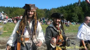Cape Breton Living Photo of the Week: St Peter's Pirates