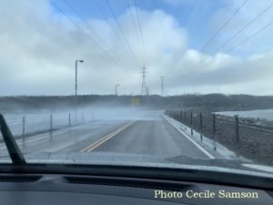 Cape Breton Living Photo of the Week: Crossing the Canso Causeway