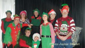 Cape Breton Living Photo of the Week: L'Ardoise Santa's little helpers