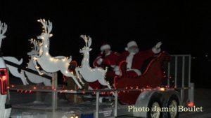 Cape Breton Living Photo of the Week: L'Ardoise Santa