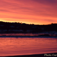 Cape Breton Living Photo of the Week: Winter Sunrise