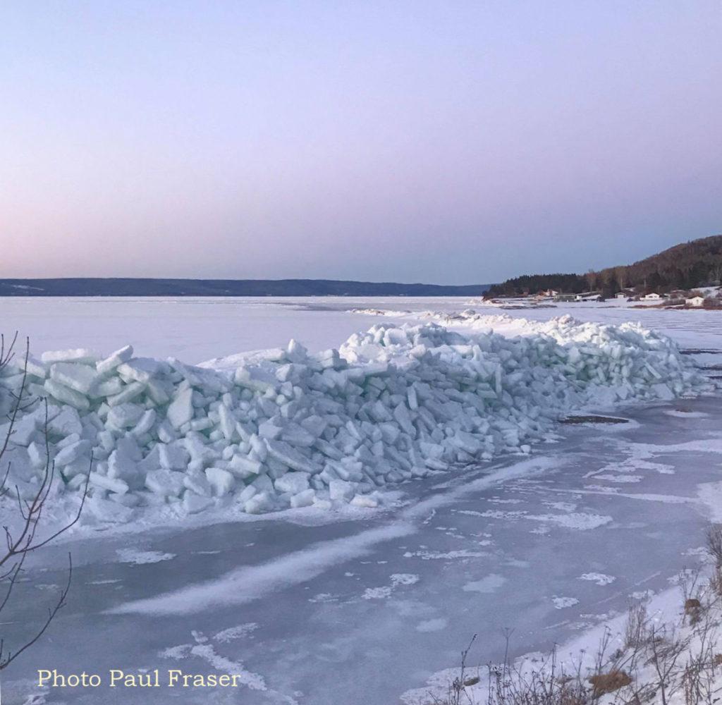 Cape Breton Living Photo of the Week: Irish Vale Ice
