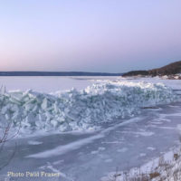 Cape Breton Living Photo of the Week: Irish Vale Ice