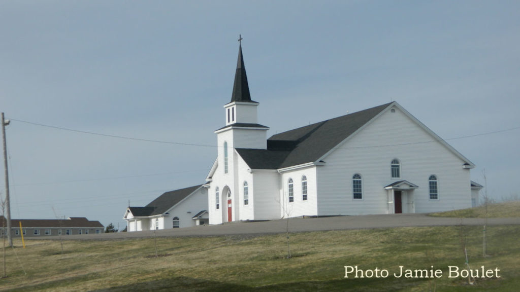 Cape Breton Living: Holy Guardian Angels Church L'Ardoise