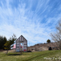 Cape Breton Liiving Photo of the Week; Glorious Clouds - L'Ardoise