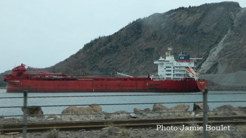 Cape Breton Photo of the Week: HAMEN OLDENDORFF