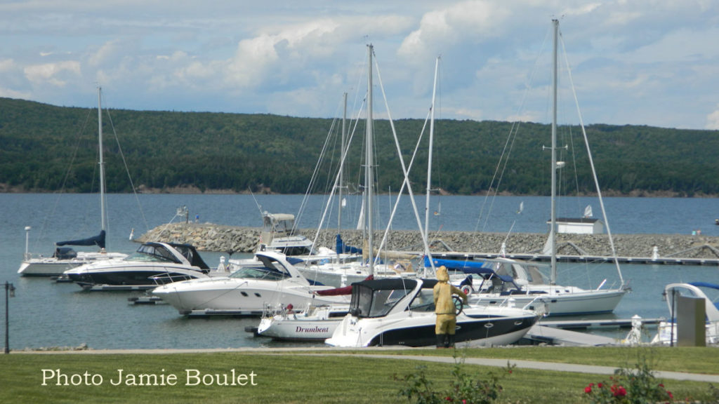 Cape Breton Living: Ben Eoin Marina. Photo Jamie Boulet