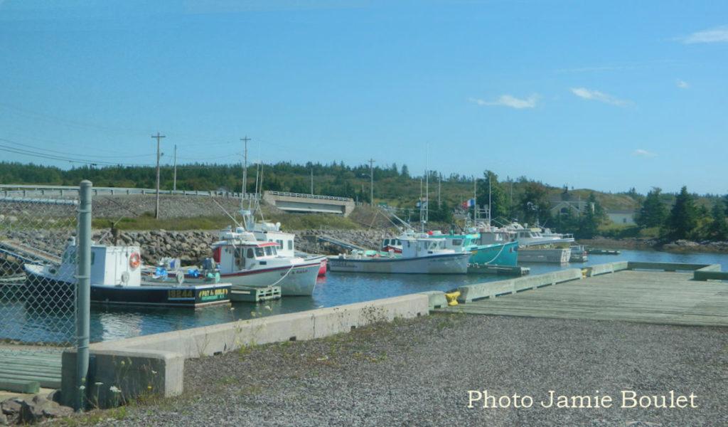 Petit-de-Grat Harbour. A collection from Jamie Boulet