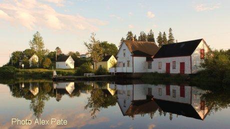 Cape Breton Photo Memories: Grand River 2011