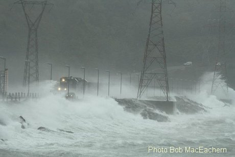 "Cape Breton Photo Memories: Causeway storm 2011. ""There is peace even in the storm""  - Vincent van Gogh This photo was posted as Photo of the Week October 7, 2011. Photo by Bob MacEachern"