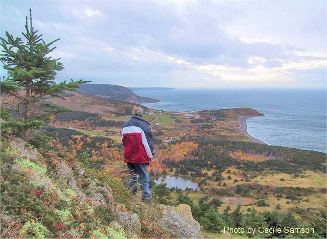 Cape Breton Photo Memories: Cape Mabou Highlands. Cape Mabou Highlands 2003  Difficult roads often lead to beautiful destinations. The best is yet to come. - Zig Zaglar