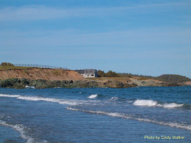 """Cape Breton Living Photo Memories: Point Michaud 2004 """"Give me coffee to change the things I can and the beach to accept the things I can't"""""""