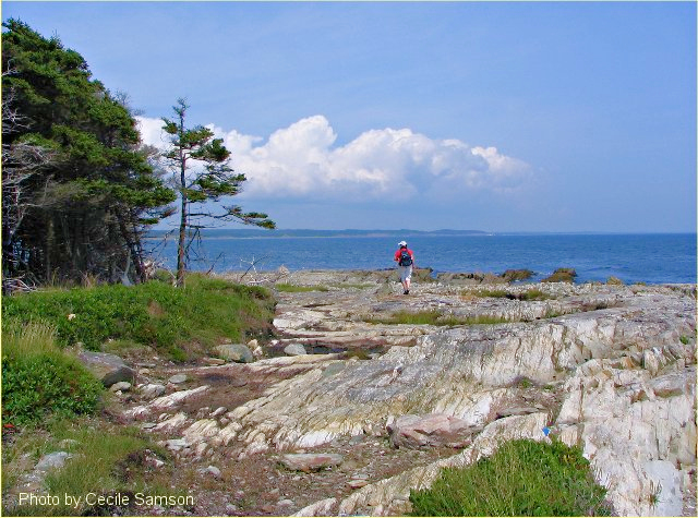 """Cape Breton Photo Memories: Point Michaud 2007 Point Michaud 2007 Cape Breton Island -  """"Some people look for a beautiful place. Others make a place beautiful."""" - Hazrat Inayat Khan"""
