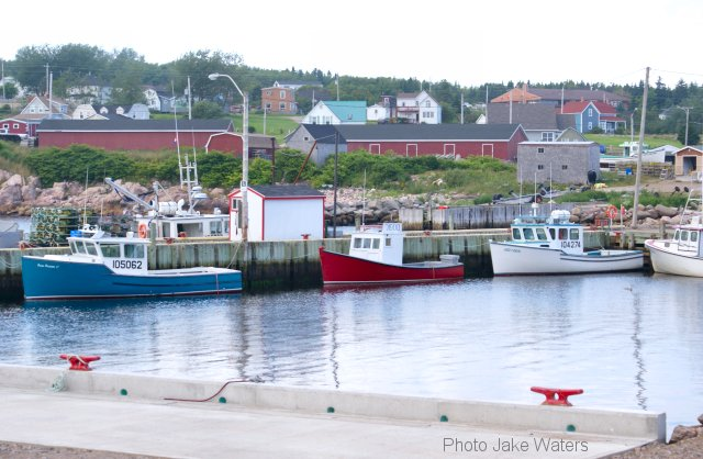 """Cape Breton Living Photo Memories: Neil's Harbour 2011 Neil's Harbour, Cape Breton """"The ache for home lives in all of us. The safe place where we can go as we are and not be questioned."""" - Maya Angelou"""